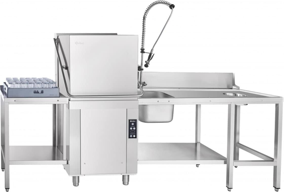 Стол для посудомоечных машин ABAT СПМП-6-5 - 3