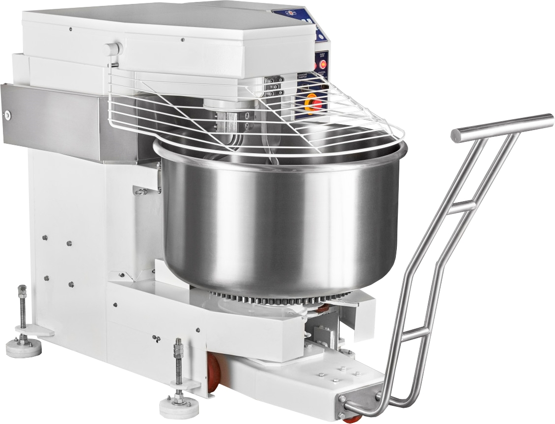 Спиральный тестомес ABATТМС-120СП-2П CHEF - 3