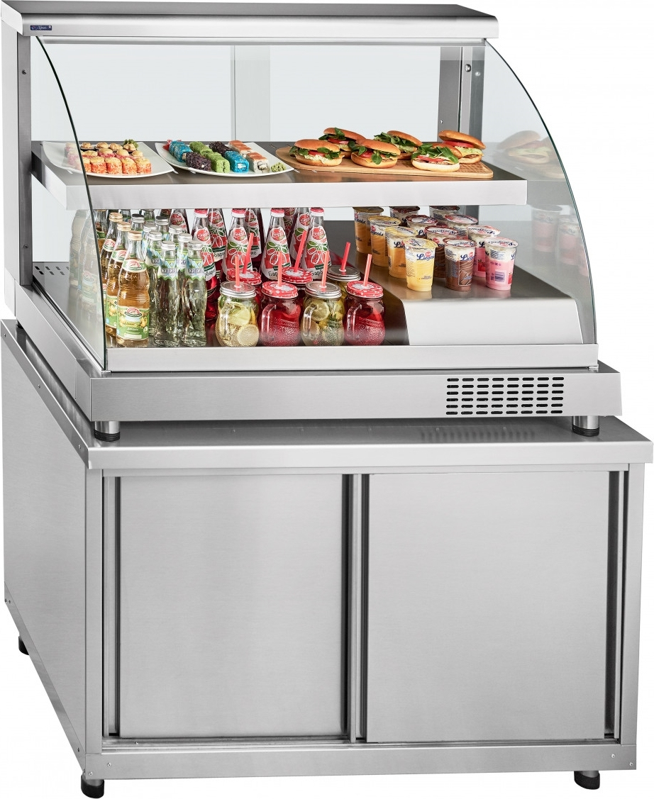 Холодильная витрина ABATВХН-70 - 4