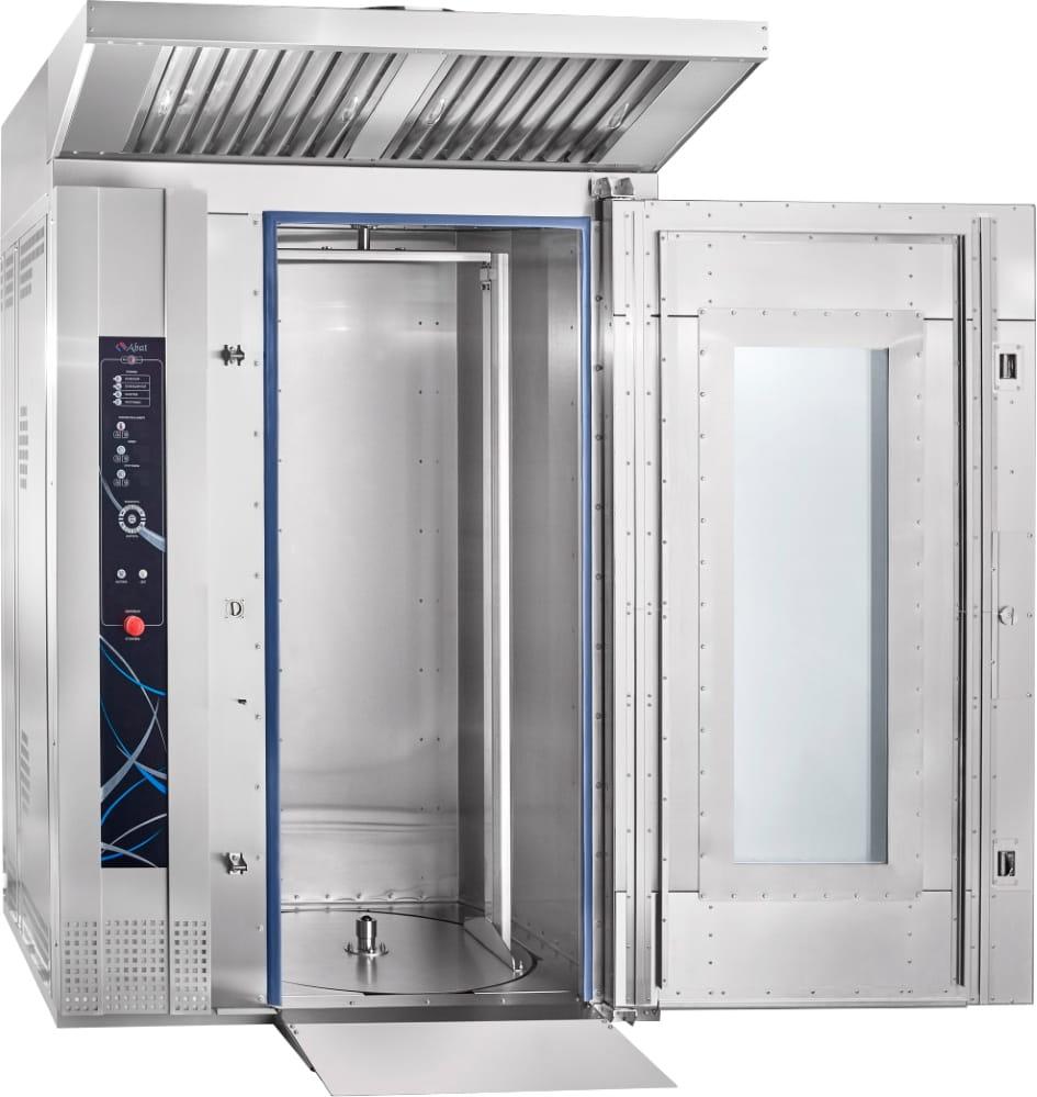 Ротационный пекарский шкаф ABAT РПШ-16-2/1М - 2