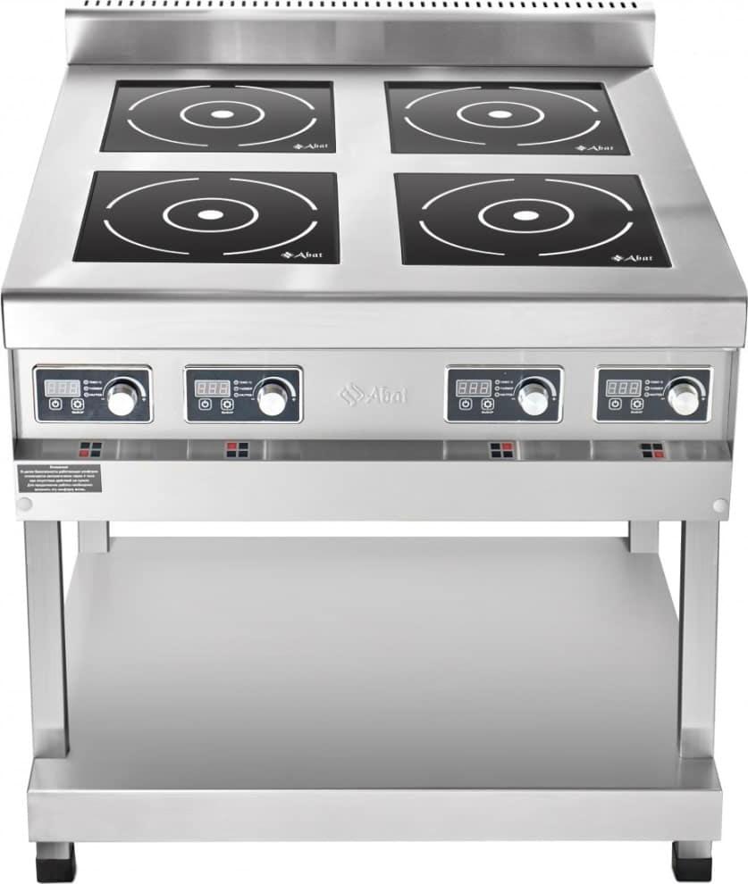 Индукционная плита ABATКИП-49П-3,5-01 - 1