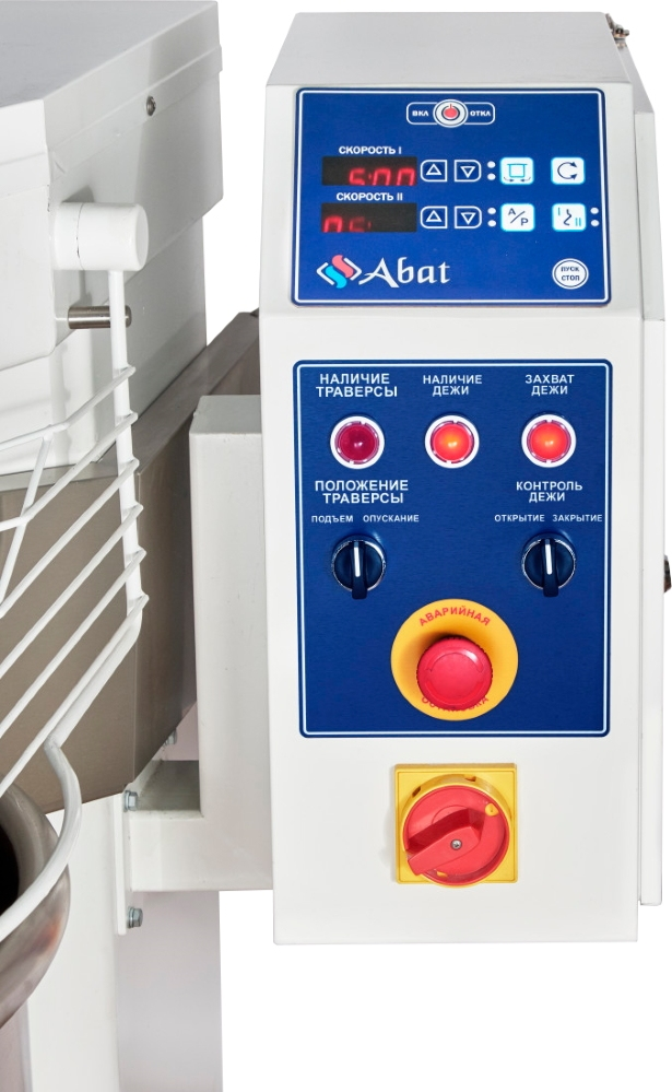 Спиральный тестомес ABATТМС-120СП-2П CHEF - 5