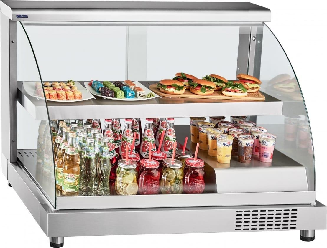 Холодильная витрина ABATВХН-70-01 (код 807729) - 1