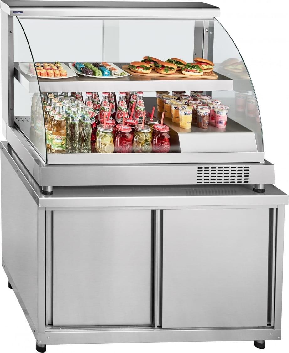 Холодильная витрина ABATВХН-70-01 (код 807729) - 2