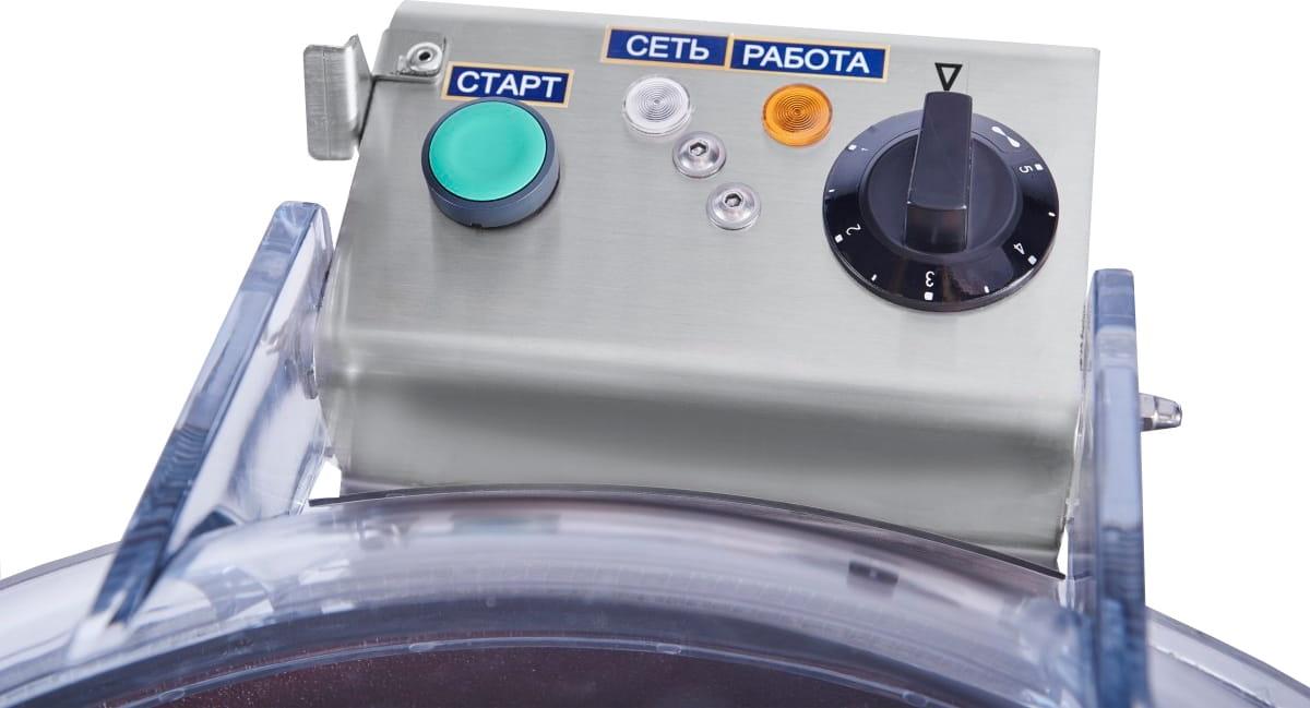 Картофелечистка ABATМКК-300-01 Cubitron - 4