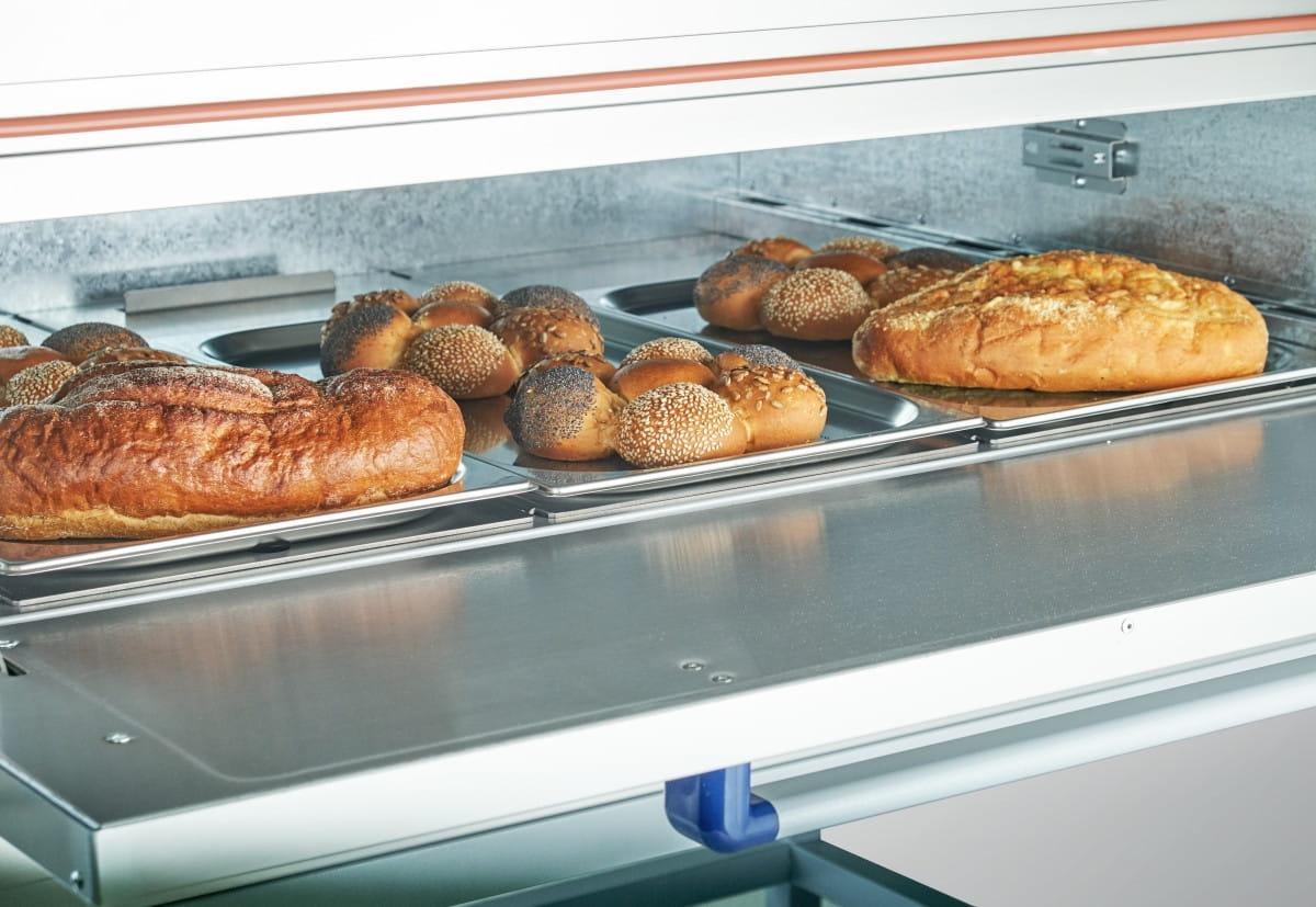 Подовый пекарский шкаф ABAT ГШ-2 - 1