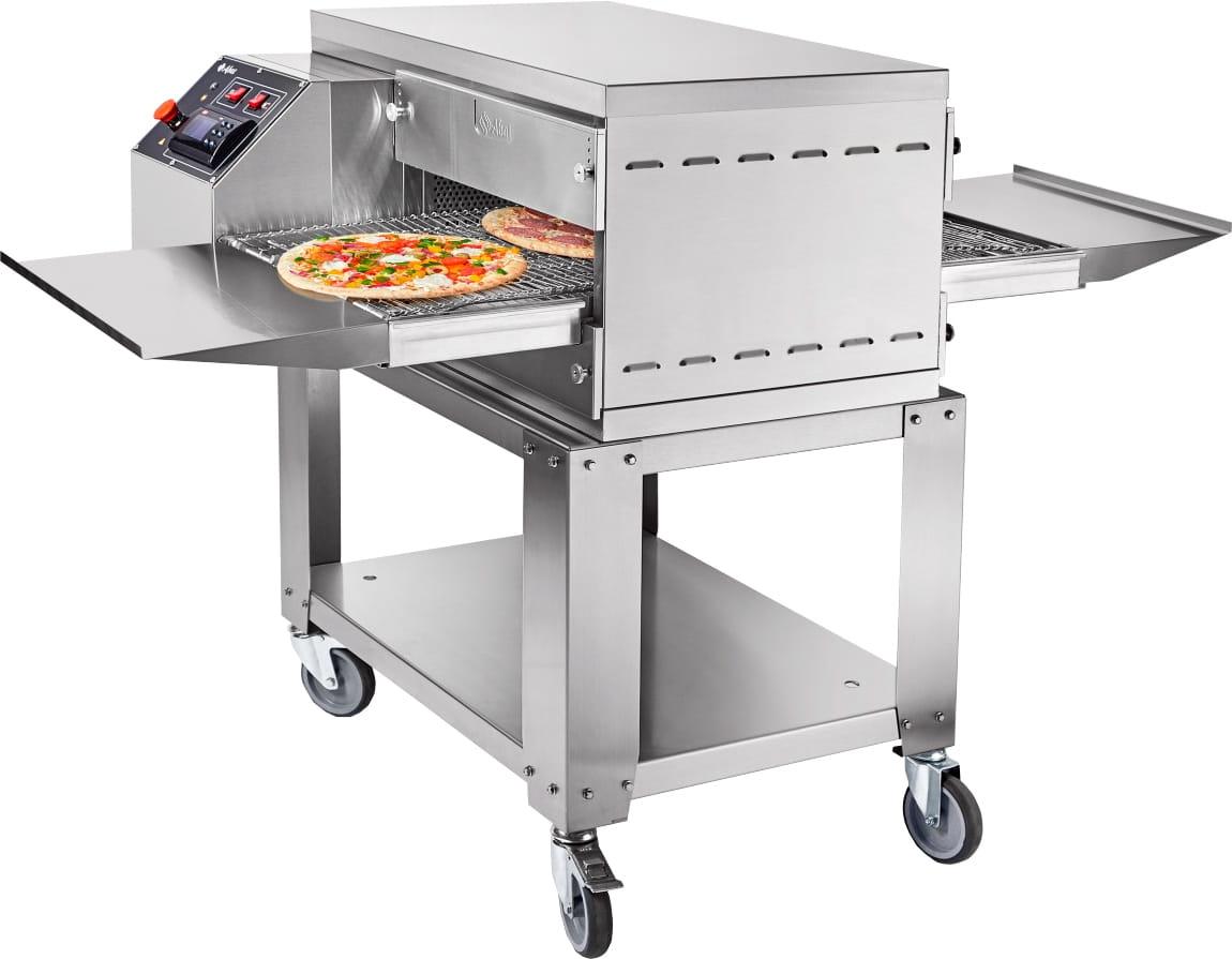 Печь для пиццы ABATПЭК-400 безоснованияикрыши - 1