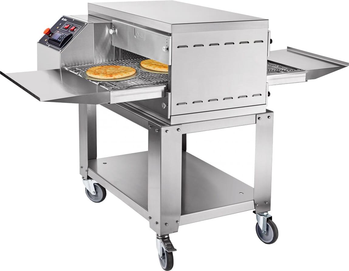 Печь для пиццы ABATПЭК-400 безоснованияикрыши - 2