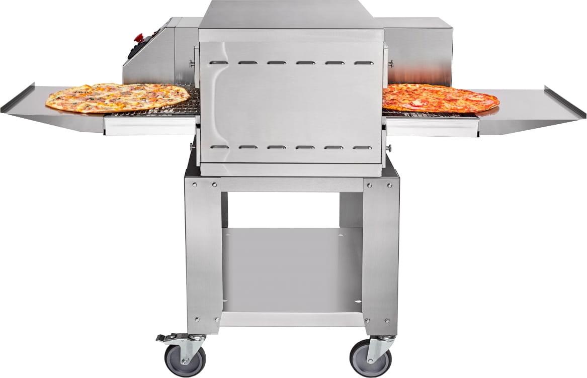 Печь для пиццы ABATПЭК-400 безоснованияикрыши - 3