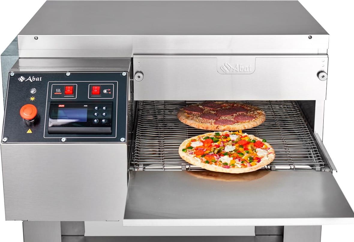 Печь для пиццы ABATПЭК-400 безоснованияикрыши - 4