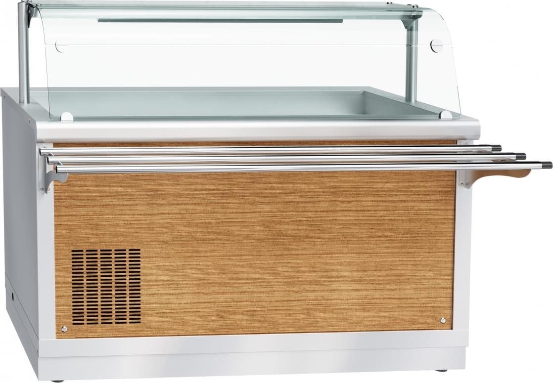 Холодильный прилавок ABAT ПВВ(Н)-70Х-01-НШ - 2