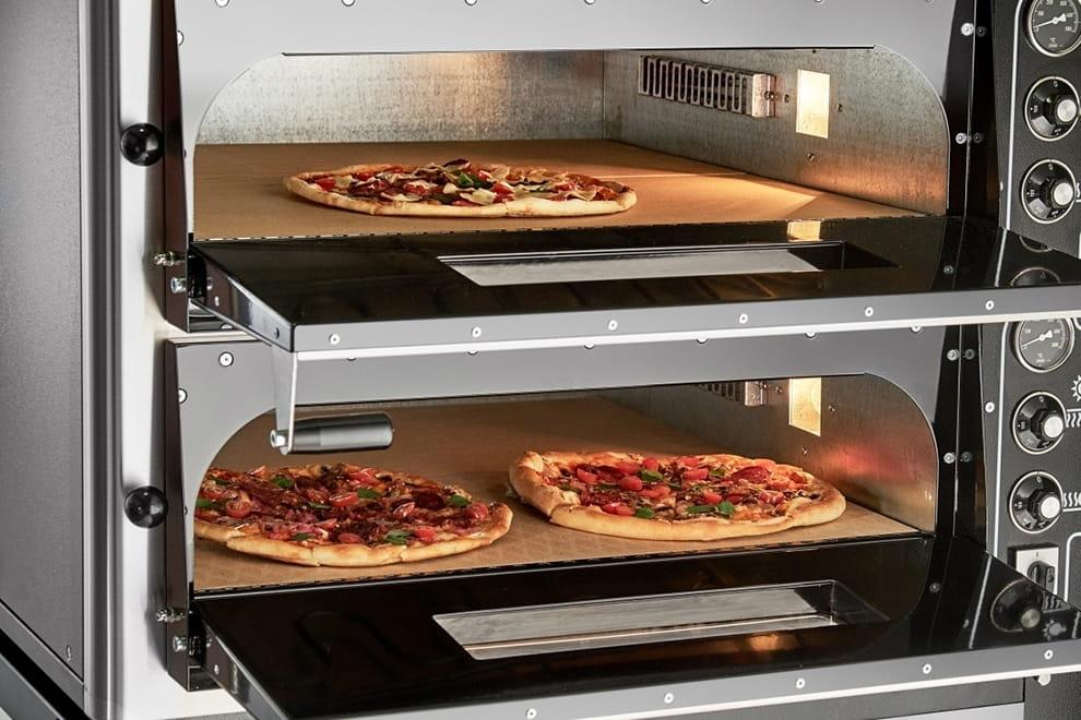 Печь для пиццы ABATПЭП-4х2 - 5