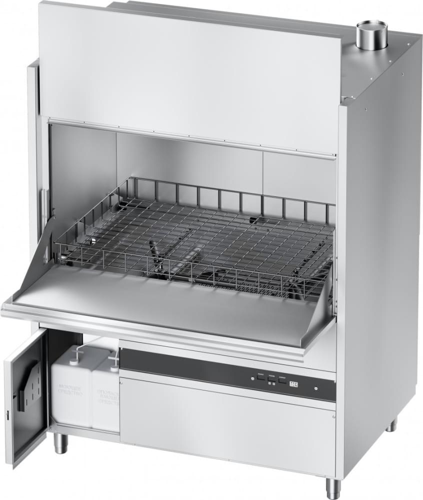 Котломоечная машина ABAT МПК 130-65 с комплектом держателей - 2