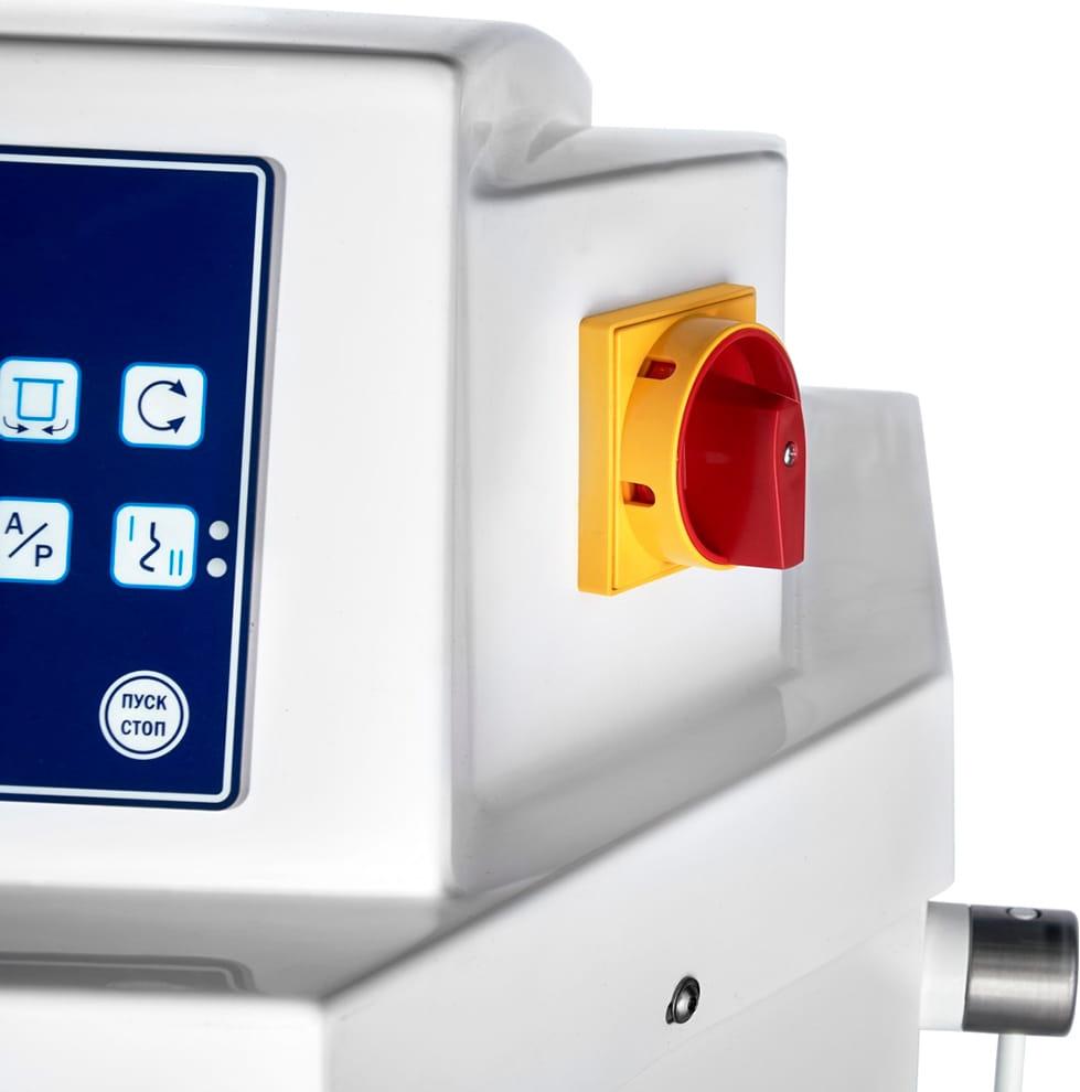 Спиральный тестомес ABATТМС-120НН-2П CHEF - 4