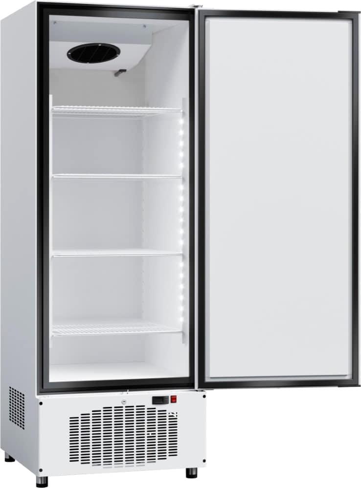 Холодильный шкаф ABATШХc-0,5-02краш. (нижний агрегат) - 1