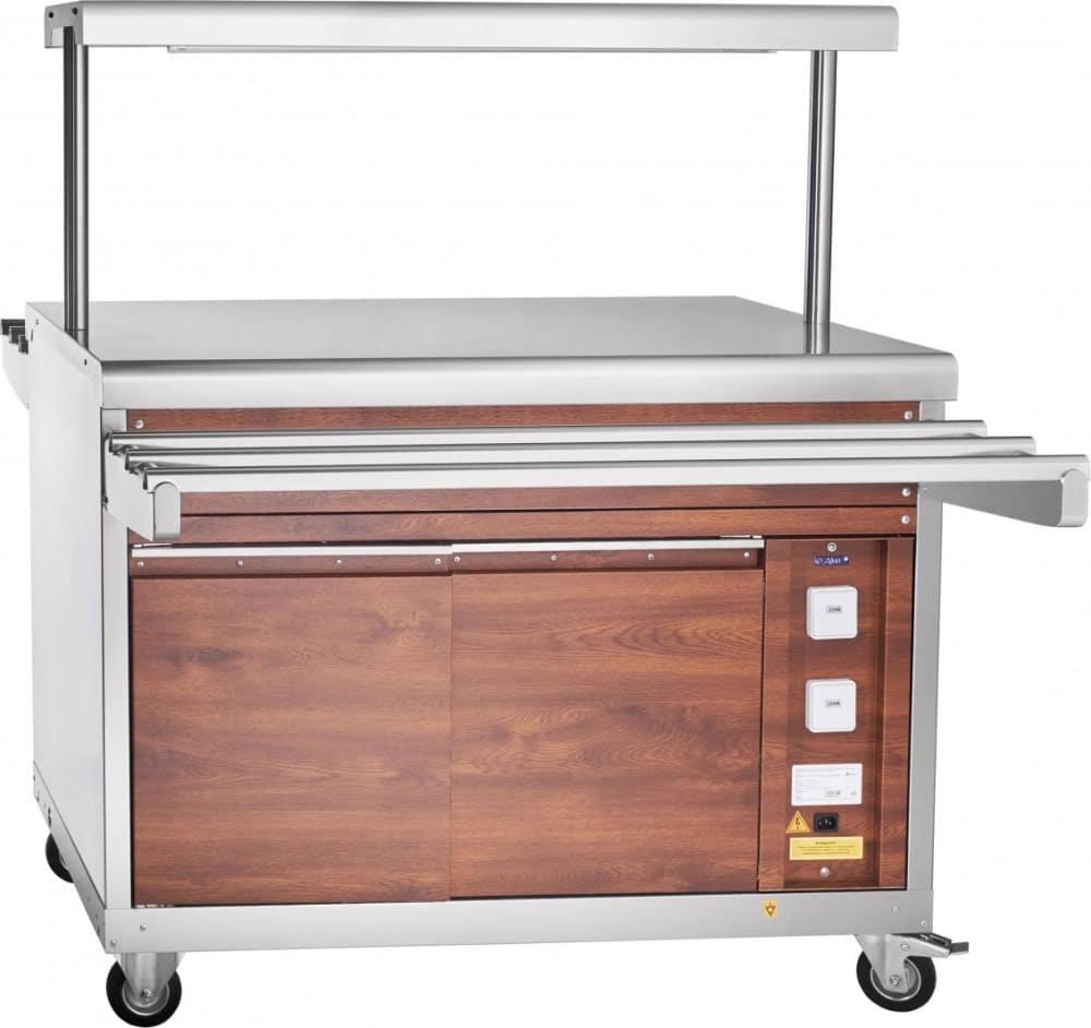 Прилавок для горячих напитков ABAT ПГН-70ПМ - 4