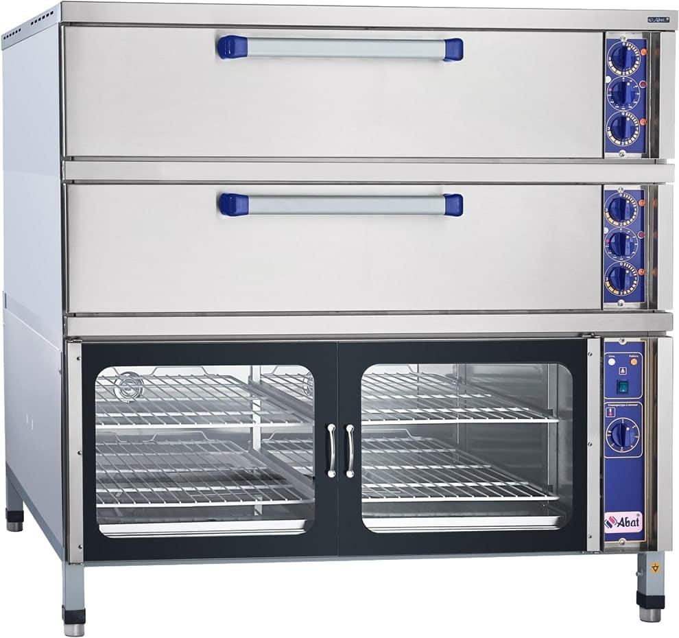 Подовый пекарский шкаф ABAT ЭШ-2К - 1