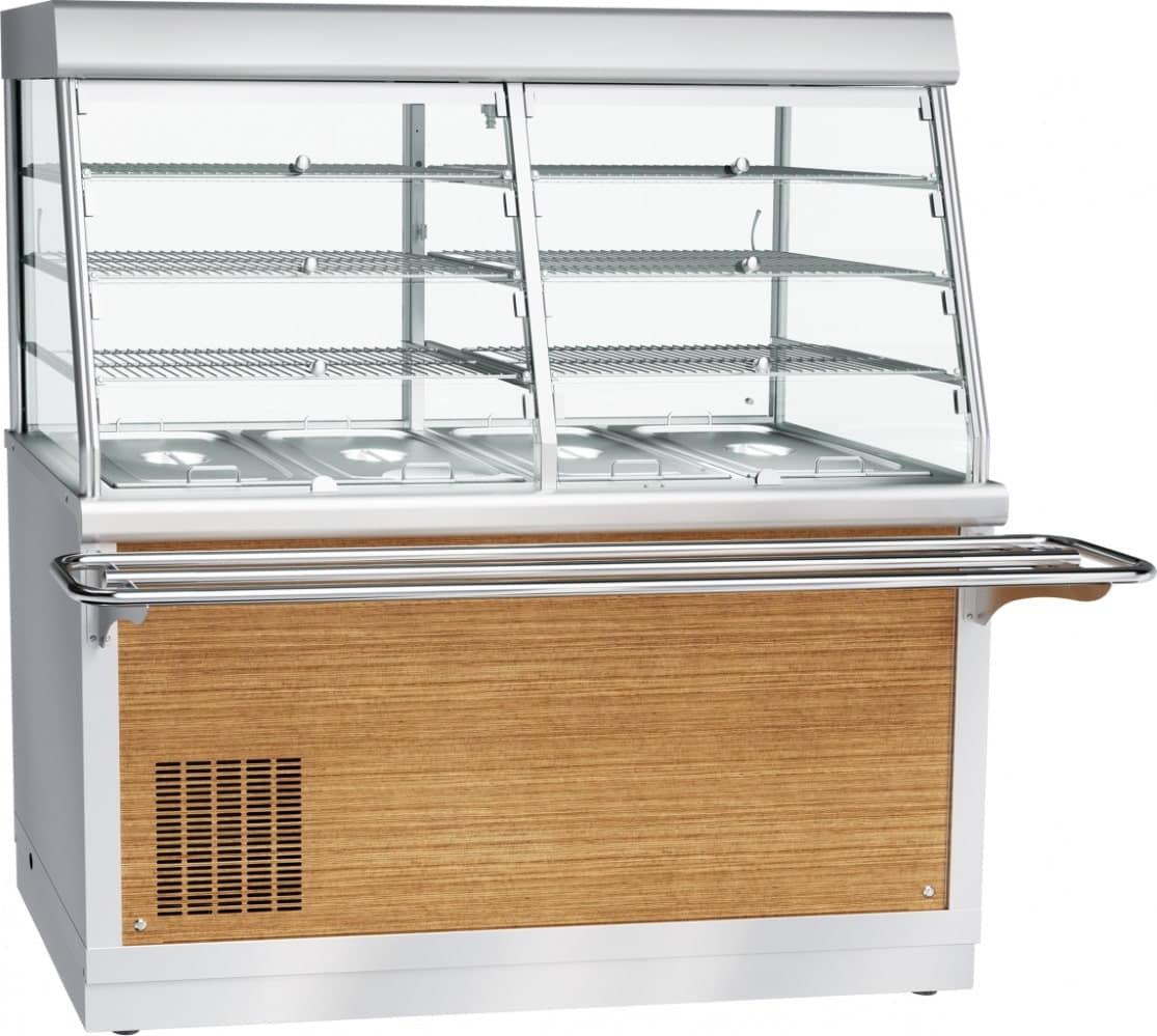Холодильная витрина‑прилавок ABAT ПВВ(Н)-70Х-С-01-НШ - 3