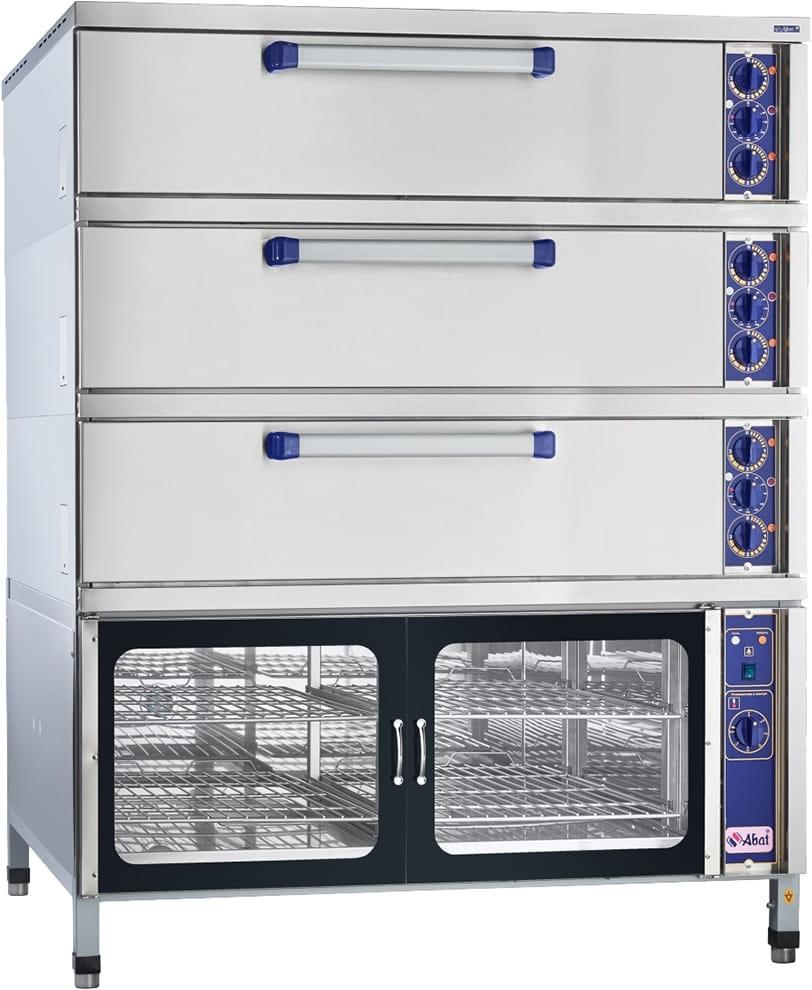 Подовый пекарский шкаф ABATЭШ-3К - 2