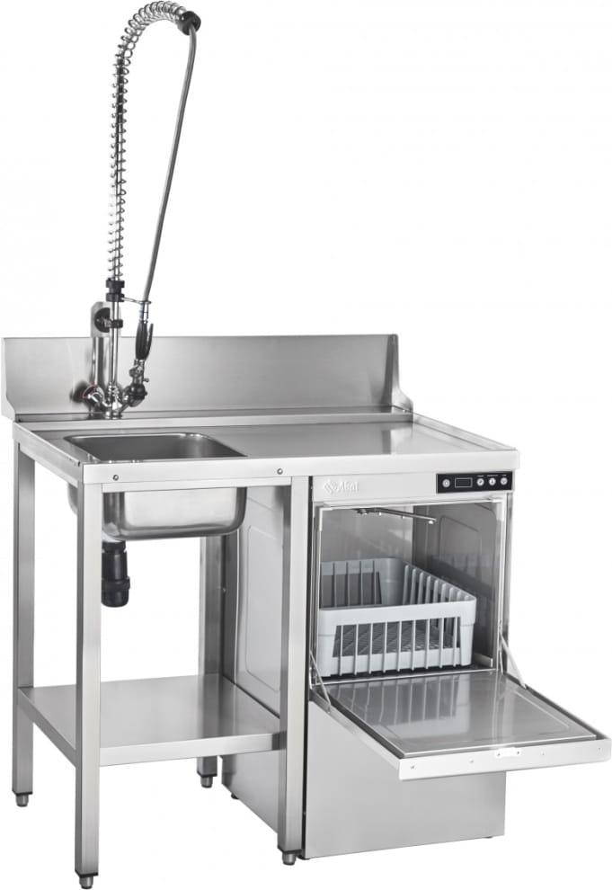 Стаканомоечная машина ABAT МПК-400Ф - 4