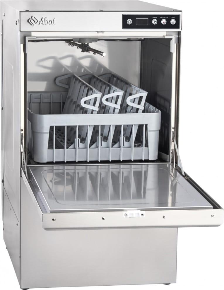 Стаканомоечная машина ABAT МПК-400Ф - 1