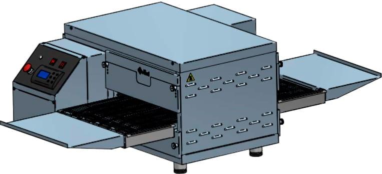 Печь для пиццы ABATПЭК-400 - 6