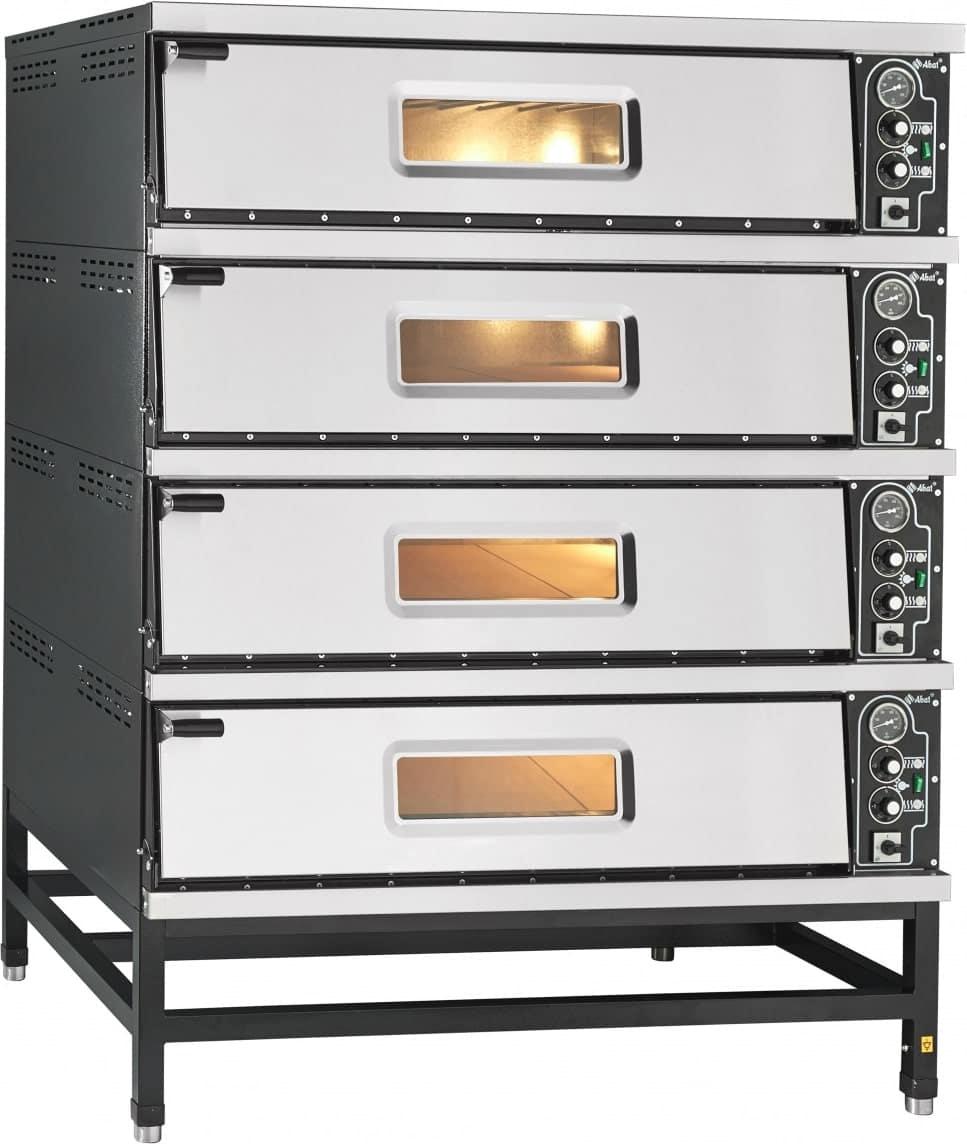 Печь для пиццы ABATПЭП-6-01 скрышей - 7
