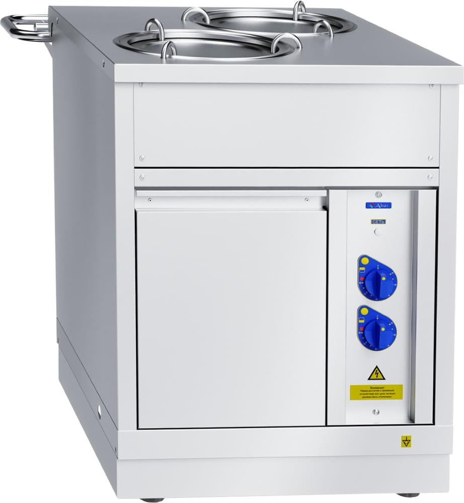Прилавок для подогрева тарелок ABAT ПТЭ-70Х-80 - 3