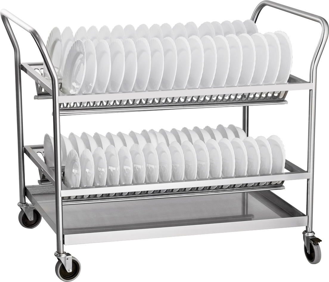 Тележка для сушки тарелок ABATТСТ-100 - 1