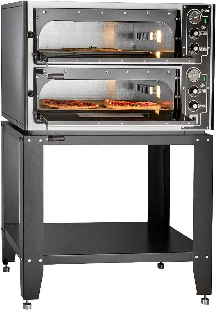 Печь для пиццы ABATПЭП-4х2 - 3
