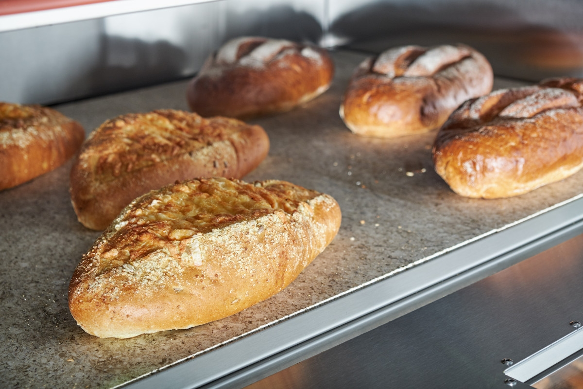 Подовый пекарский шкаф ABAT ЭШП-3-01КП (320 °C) - 6
