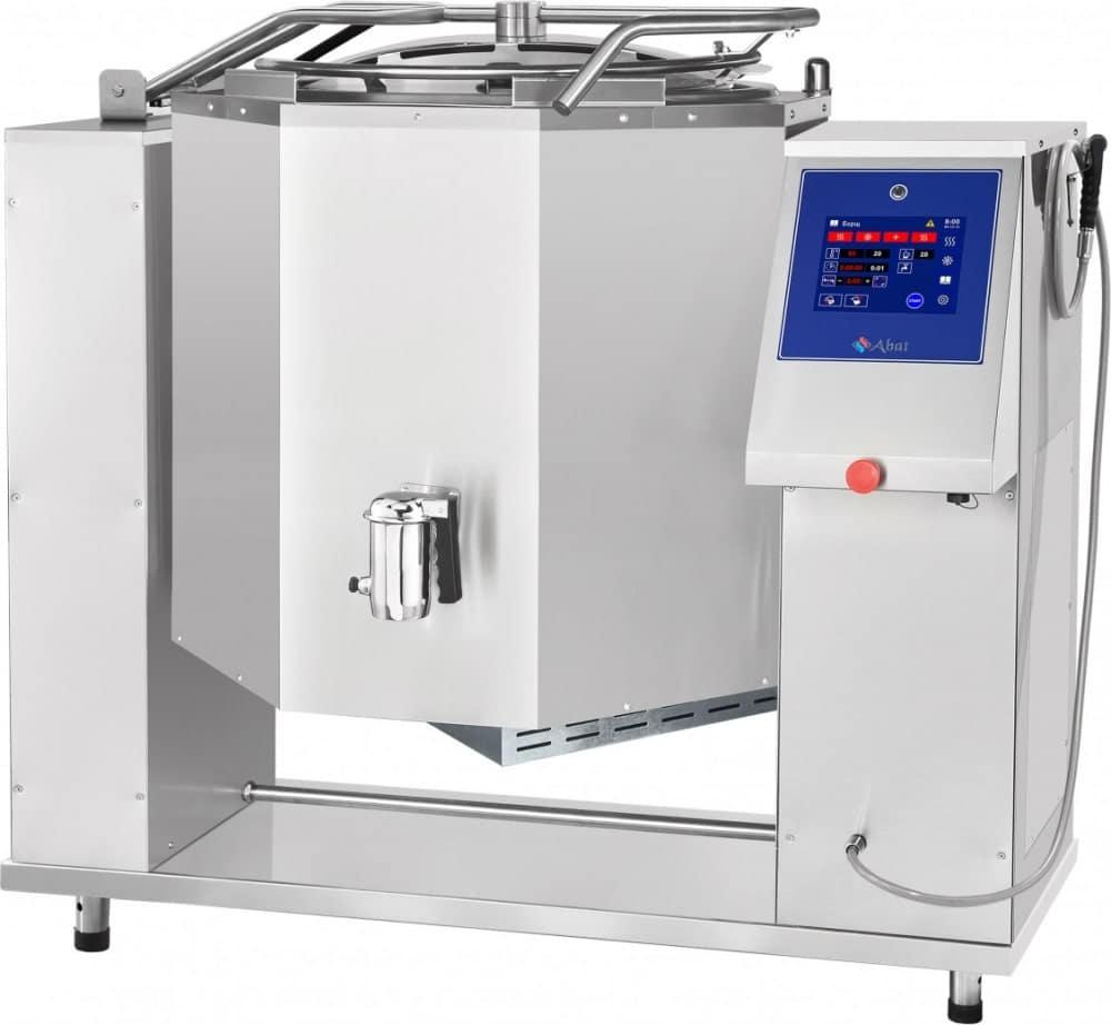 Пищеварочный котёл ABATКПЭМ-250-ОМП сосливнымкраном - 1