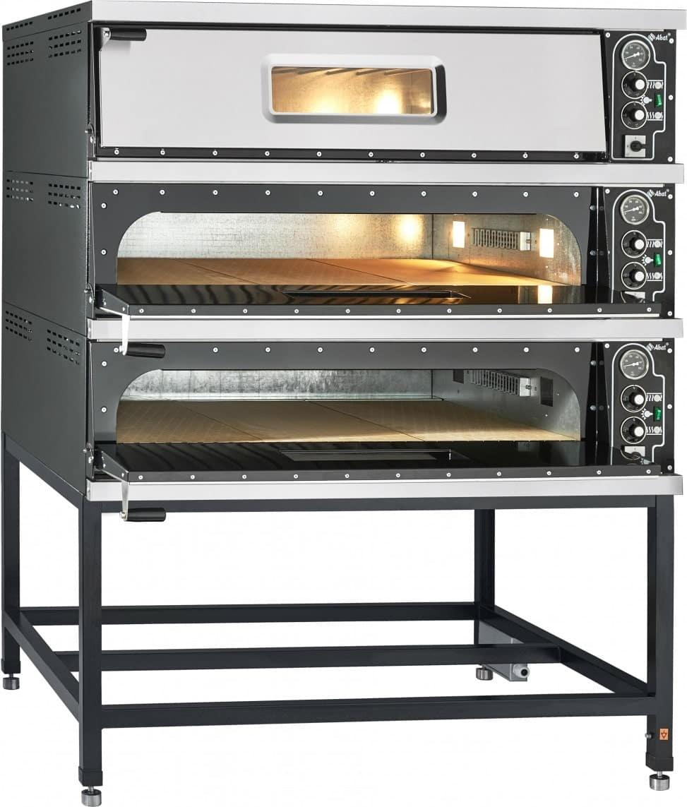 Печь для пиццы ABATПЭП-6 безкрыши - 4