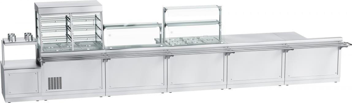 Холодильный прилавок ABAT ПВВ(Н)-70Х-02-НШ - 6