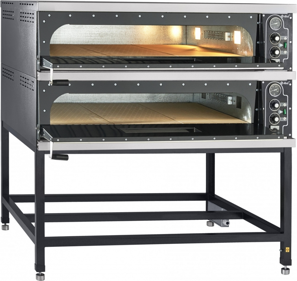 Печь для пиццы ABATПЭП-6-01 скрышей - 4