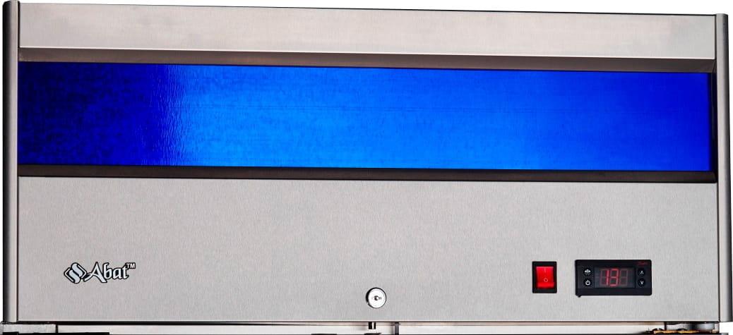 Морозильный шкаф ABATШХн-0,5-01нерж. (верхнийагрегат) - 6