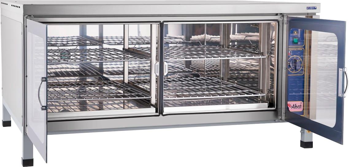 Расстоечный шкаф ABATШРТ4-ЭШ-01 с крышей - 1