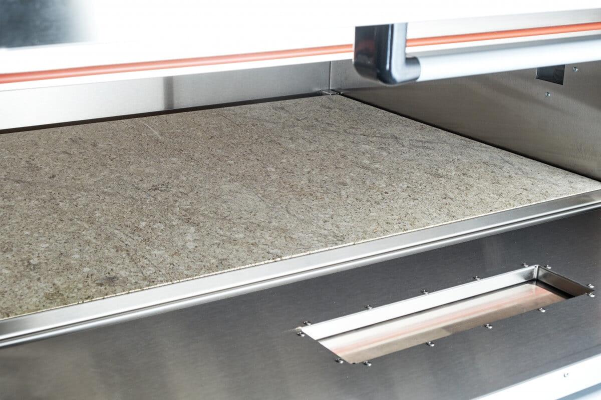Подовый пекарский шкаф ABAT ЭШП-3 (320 °C) - 1