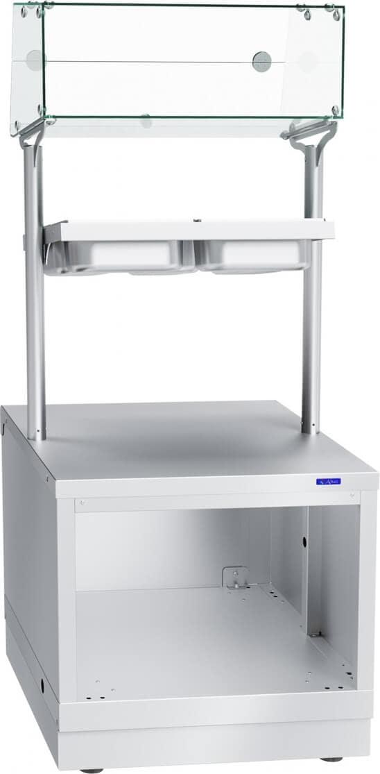 Прилавок для столовых приборов ABAT ПСПХ-70Х - 1