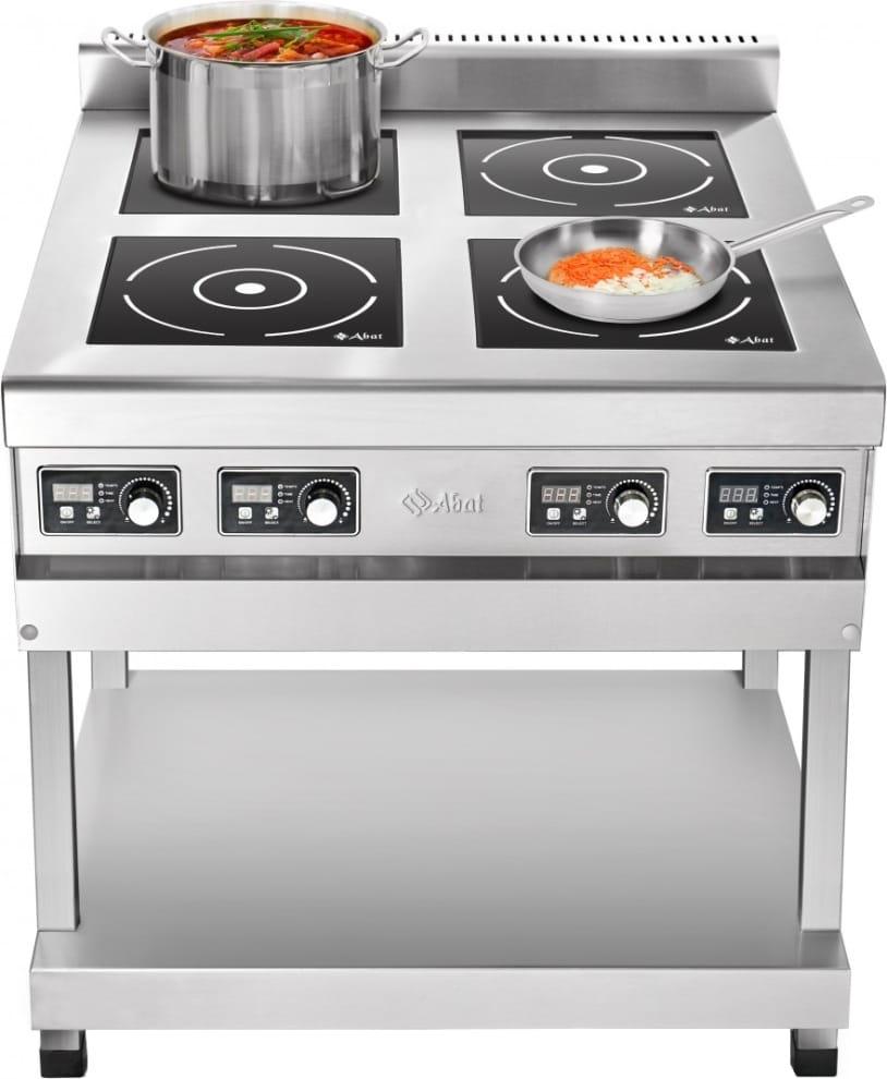 Индукционная плита ABATКИП-49П-3,5-01 - 3