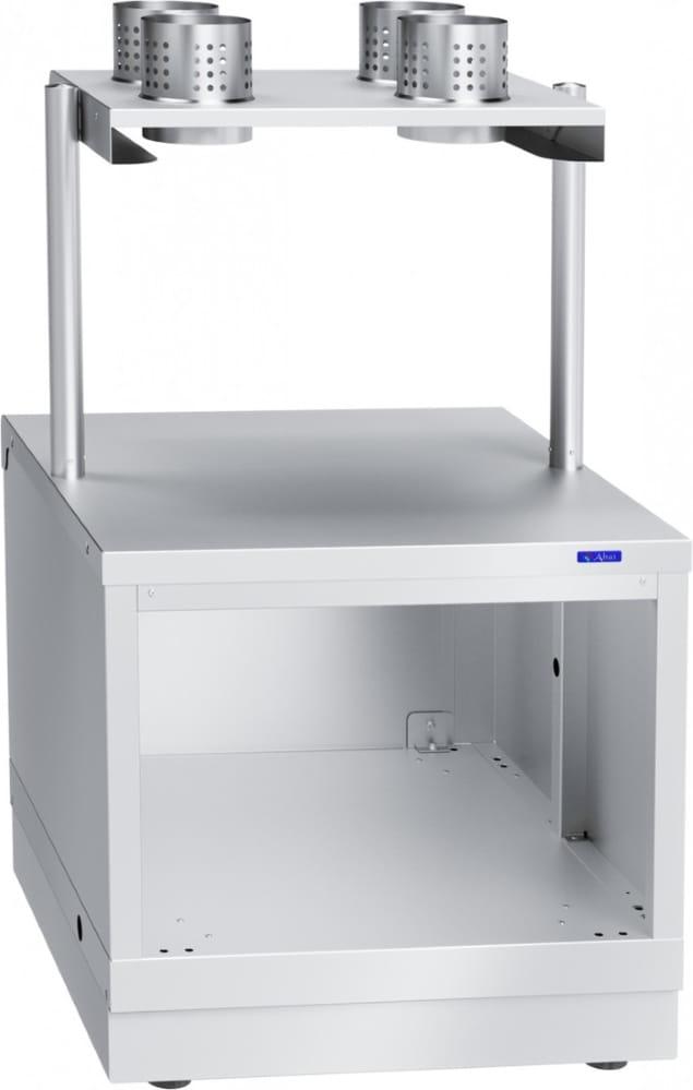 Прилавок для столовых приборов ABAT ПСП-70Х - 1