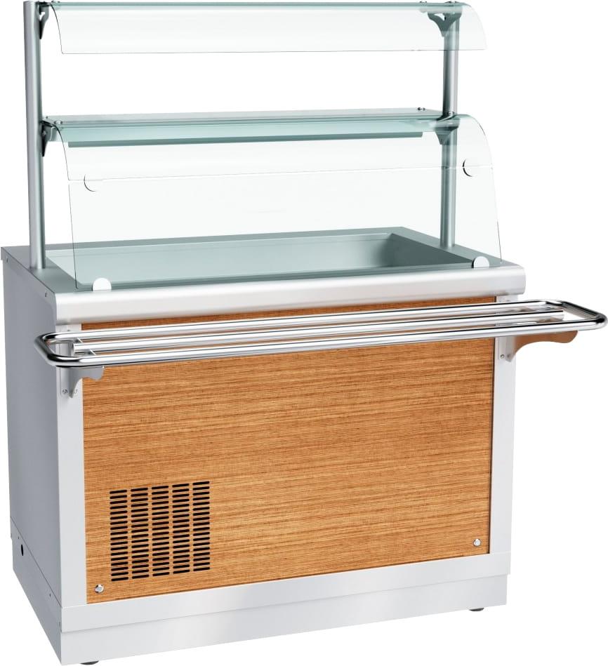 Холодильный прилавок ABAT ПВВ(Н)-70Х-02-НШ - 5