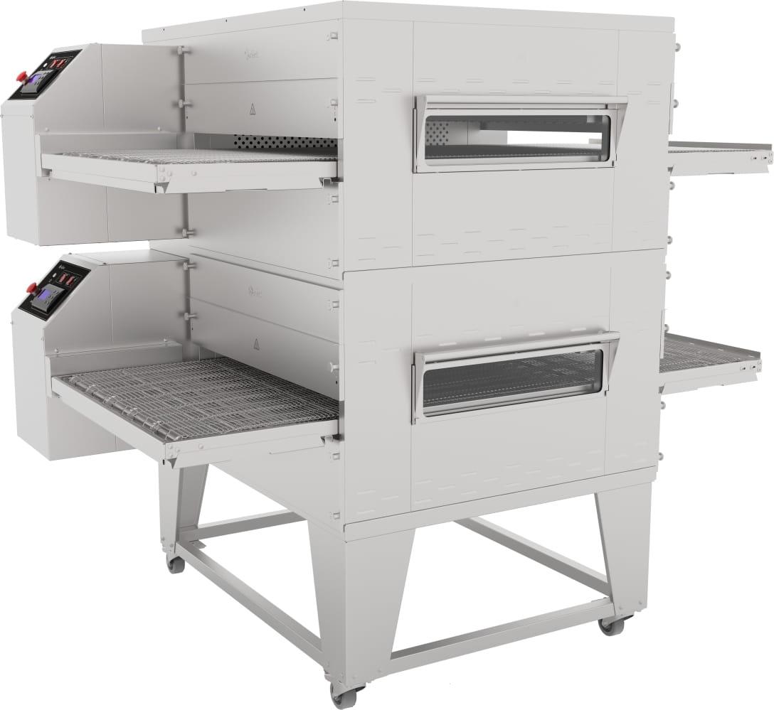 Печь для пиццы ABATПЭК-800 с дверцей безоснованияикрыши - 1