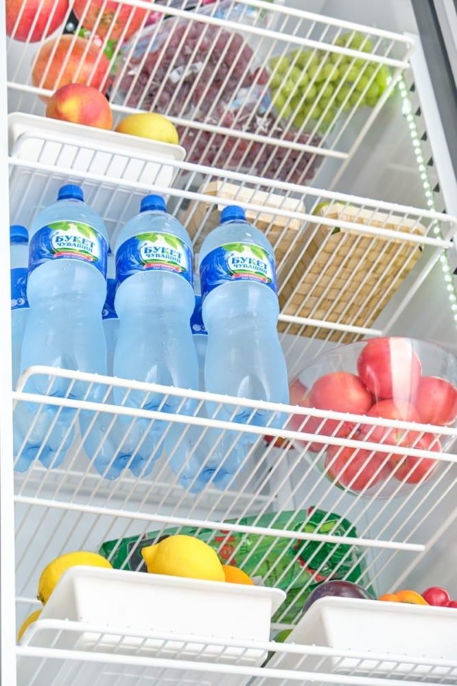 Холодильный шкаф ABATШХ-0,7краш. (верхнийагрегат)  - 2