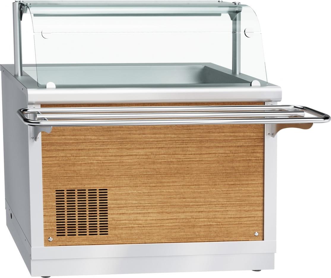 Холодильный прилавок ABAT ПВВ(Н)-70Х-НШ - 2