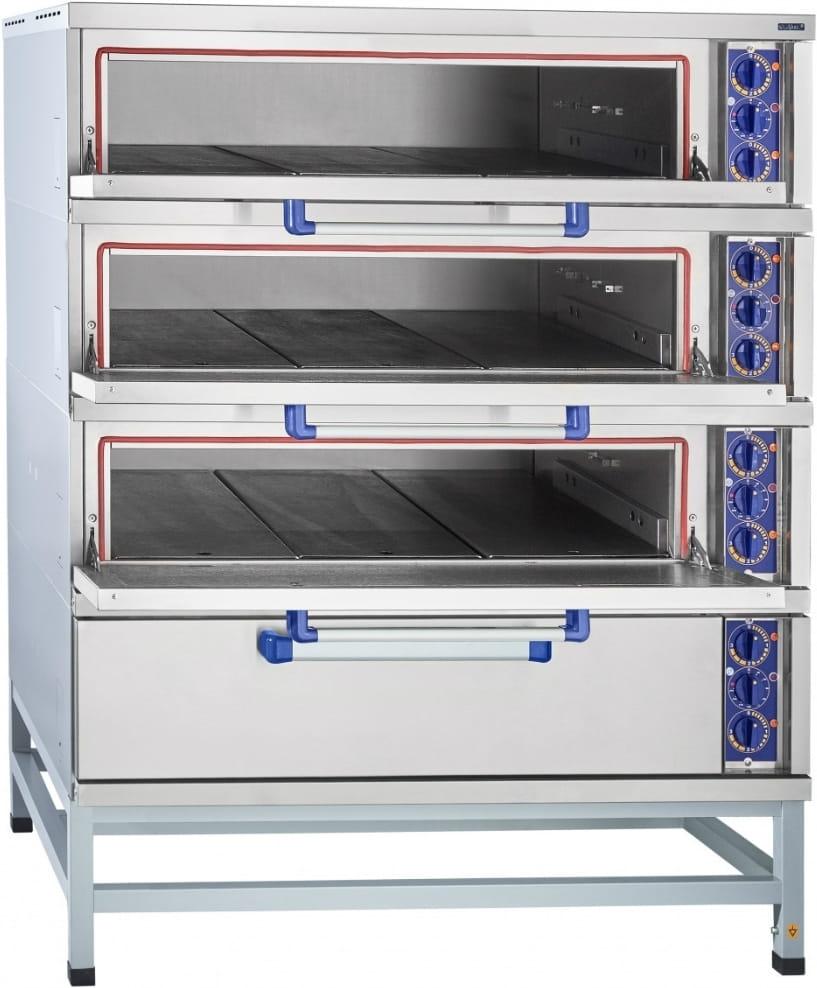 Подовый пекарский шкаф ABAT ЭШ-4К - 1