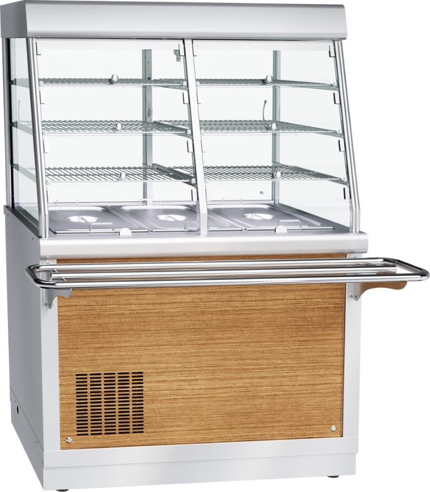 Холодильная витрина‑прилавок ABAT ПВВ(Н)-70Х-С-НШ - 2