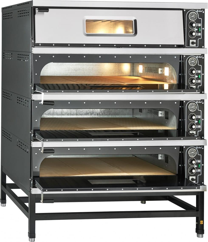 Печь для пиццы ABATПЭП-6-01 скрышей - 8