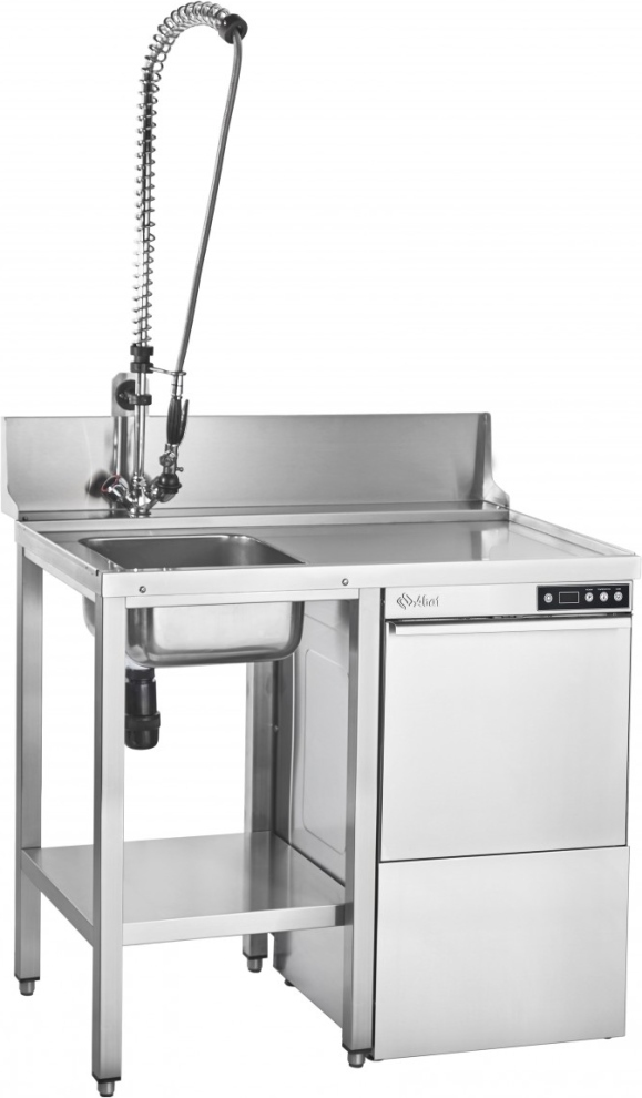 Стаканомоечная машина ABAT МПК-400Ф - 3