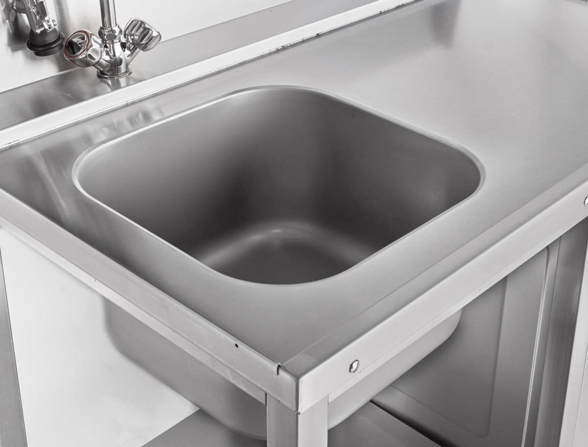 Стол для посудомоечных машин ABAT СПМФ-6-1 - 1